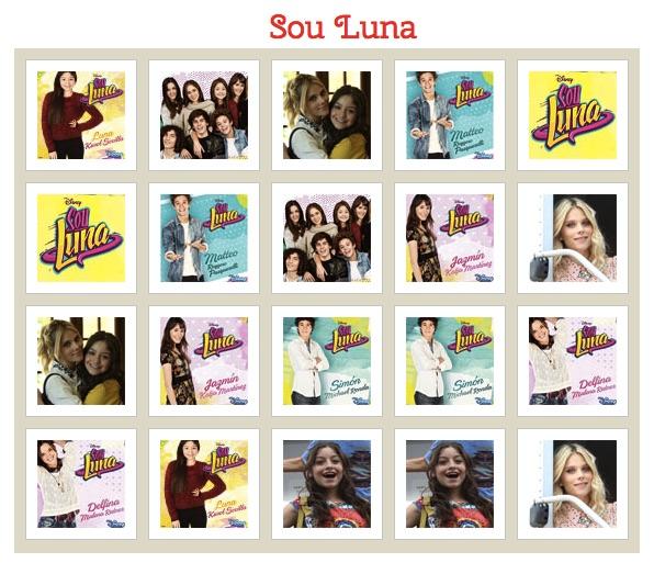 Soy Luna Memory