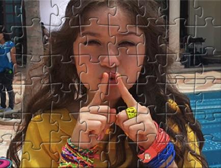 Soy Luna Single Puzzle