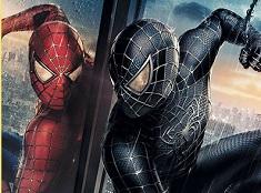 Spiderman Action Puzzle