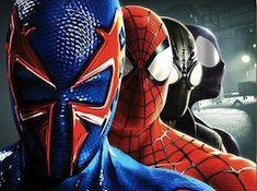 Spiderman Costumes Puzzle