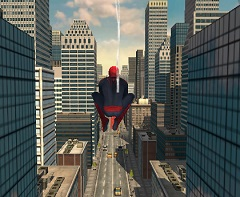 Spiderman Endless Swing 3D