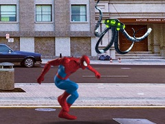 Spiderman Epic Battle