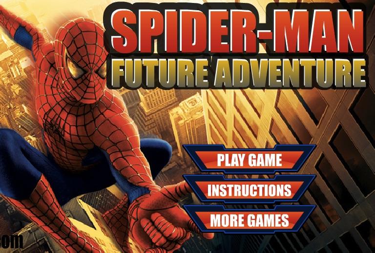 Spiderman Future Adventure