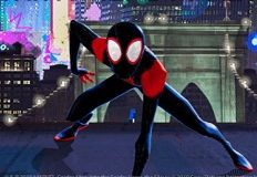 Spiderman Into the Spiderverse Masked Missions