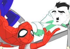 Spiderman Kids Coloring