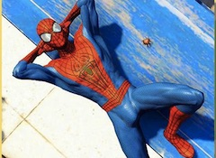Spiderman Relaxing Puzzle