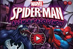 Spiderman the Revenge of Venom