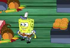 SpongeBob Banquet Bolt