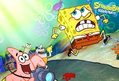 Jogo SpongeBob Picture Day Disaster Online Gratis