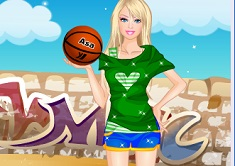 Sporty Barbie