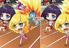 Sporty Girl Champions