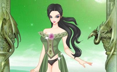 Spring Fairy Dress Up