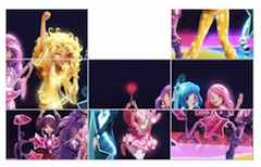 Star Darlings Sliding Puzzle