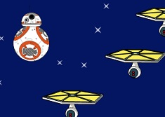Star Wars BB 8 Jump
