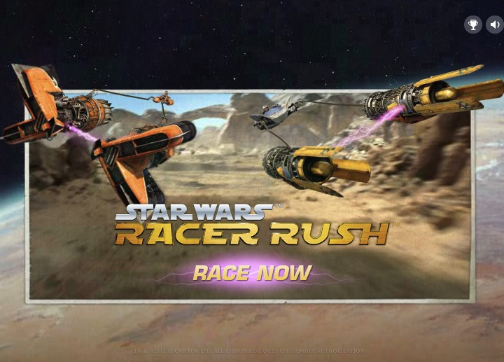 Star Wars Race Rush