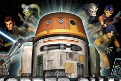 Star Wars Rebels Games