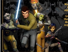Star Wars Rebels Ghost Ride
