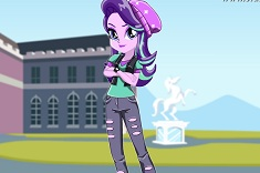 Starlight Glimmer Dress UUp