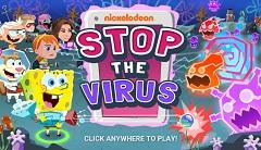 Stop the Virus Nickelodeon