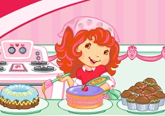 Strawberry Shortcake Bakery