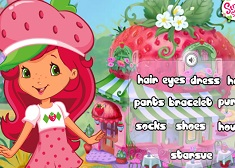Strawberry Shortcake Makeover 2