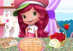 Strawberry Shortcake Pie Recipe