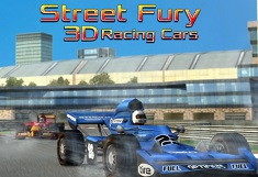Street Fury 3D Racing Cars