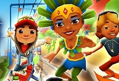 Subway Surfers World Tour Rio Puzzle