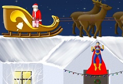 Sugar Free Superhero Christmas Time