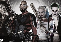 Suicide Squad Spot Numbers