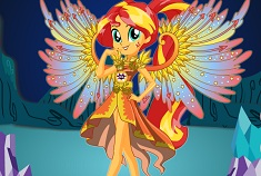 Sunset Shimmer Legend of Everfree