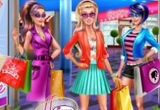 Super Barbie Shopping Day