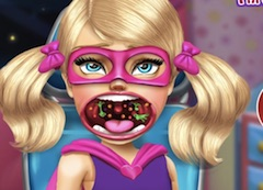 Super Barbie Sister Throat Doc