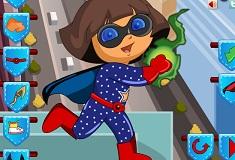 Super Dora Dress Up