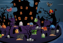 Super Julio 2 Halloween Adventure