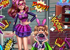 Super Mom Dress Up