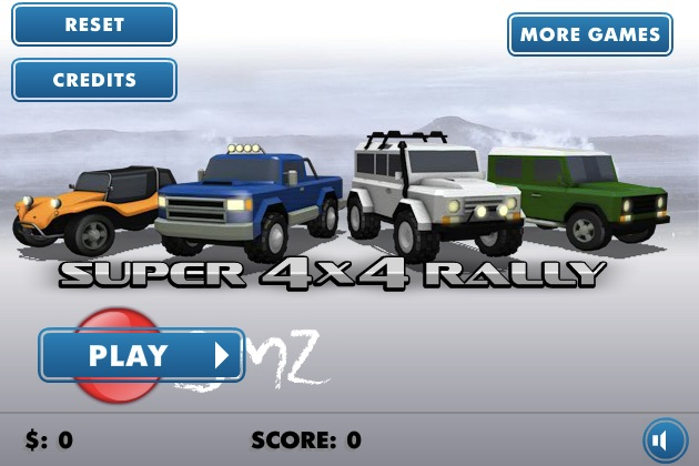 Super Rally 4x4