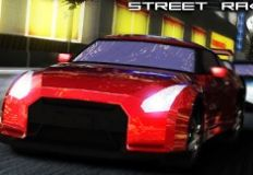 Super Rush Street Racing