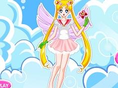 Super Sailor Moon Dress Up