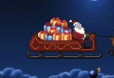 Super Santa Skydiving