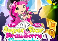 Super Star Strawberry Shortcake