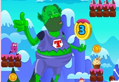 Super Troll Candyland Adventure