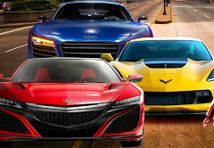 Supercars for Iron Man