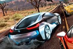 Supercars vs Traffic