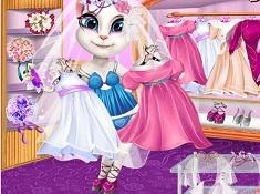 Sweet Angie Fashion Dressing Room