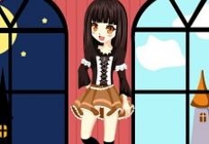 Sweet Goth Lolita
