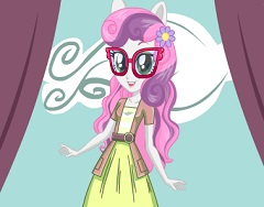 Sweetie Belle Wild Rainbow