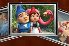 Swing and Set Gnomeo and Juliet