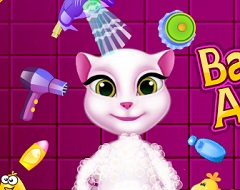 Talking Angela Bath