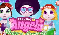 Talking Angela Dancing
